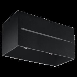 Sollux - Mennyezeti -  LOBO 2 fekete