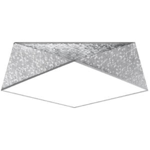 Sollux - Mennyezeti -  HEXA 45 ezüst