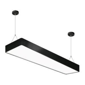 STRÜHM - FLARA LED 24W BLACK 4000K függeszték