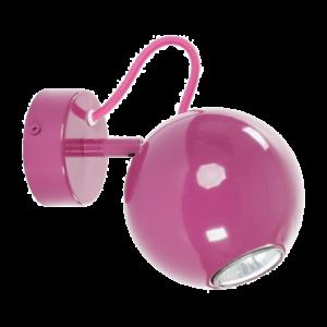 Elmark-Tiny Fali Lámpa- Pink