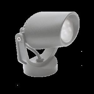 Tommy Mini Kültéri Fali És Mennyezeti Lámpa 1Xgu10 Ip66 Szürke - Elmark