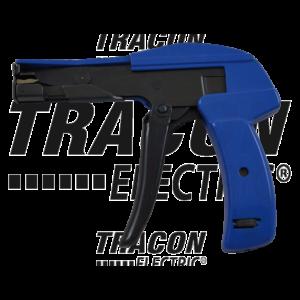 Tracon - Kábelkötegelő feszítő- és vágószerszám, állítható erő, fém
