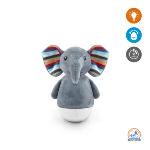 Zazu – Elli Keljfeljancsi Éjjeli Fénnyel, Elefánt