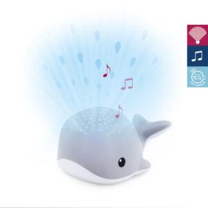 Wally a bálna kivetítő