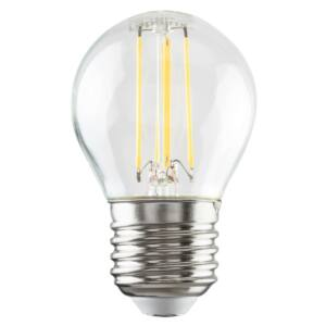 FILAMENT LED izzó G45 E27 4W, 450 lm, 2700K-Gömb
