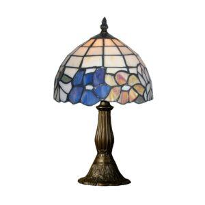 Tiffany asztali lámpa e14/40w ø20,5cm - Prezent