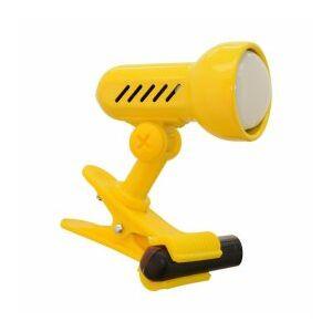 Metro csiptethető lámpa 1xr50/40w, sárga