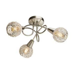 Carier mennyezet lámpa 3xe14/40w ø38cm ↕20,5cm