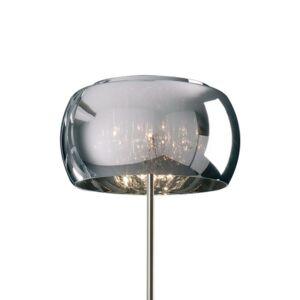 Sphera állólámpa 4xg9/42w króm ↕158cm ø40cm