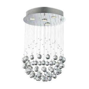 Xaver mennyezet lámpa 4xgu10/50w  ø40cm