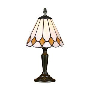 Tiffany asztali lámpa e14/40w ø16cm