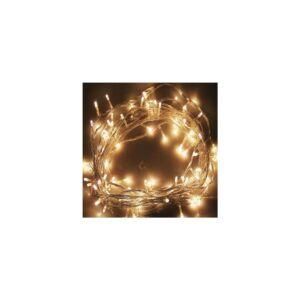 Blumagix karácsonyi led fényfűzér-beltéri-meleg fehér-20m-Orion-BMCL-LSL20WW2