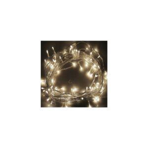 Blumagix karácsonyi led fényfűzér-beltéri-hideg fehér-20m-Orion-BMCL-LSL20CW20