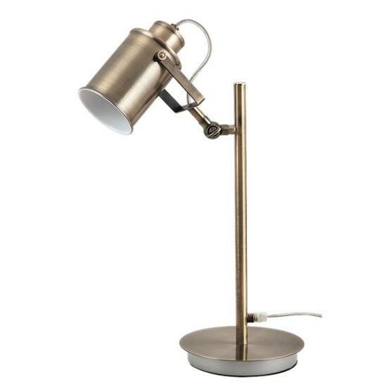 Peter asztali E27 max15W antik bronz - Rábalux