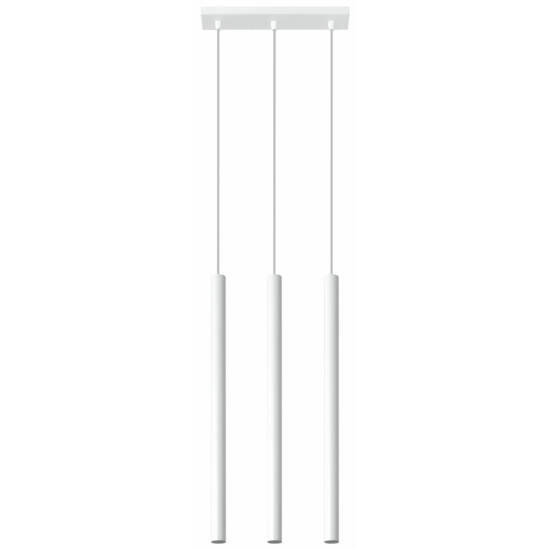 Sollux - Függeszték lámpa - PASTELO 3 Fehér
