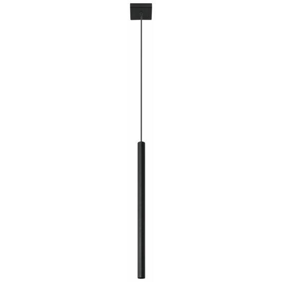 Sollux - Függeszték lámpa - PASTELO 1 Fekete