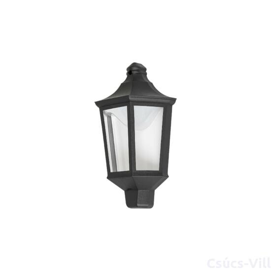 Rosewell,matt fekete,LED8W