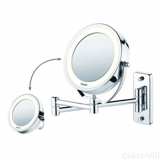 Kozmetikai fali,-és álló tükör-világítással- BS 55-Beurer