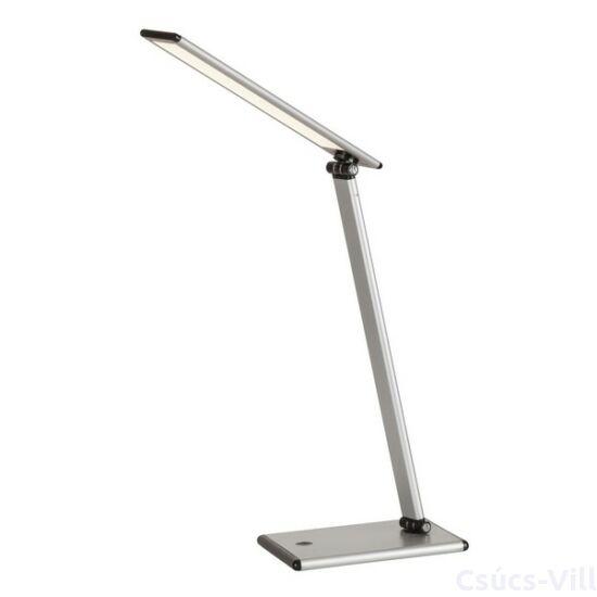 Brooke asztali LED lámpa 7W ezüst - Rábalux