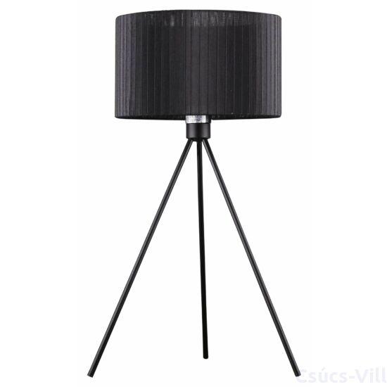 DIANA asztali lámpa 1X60W E27 fekete - Candellux