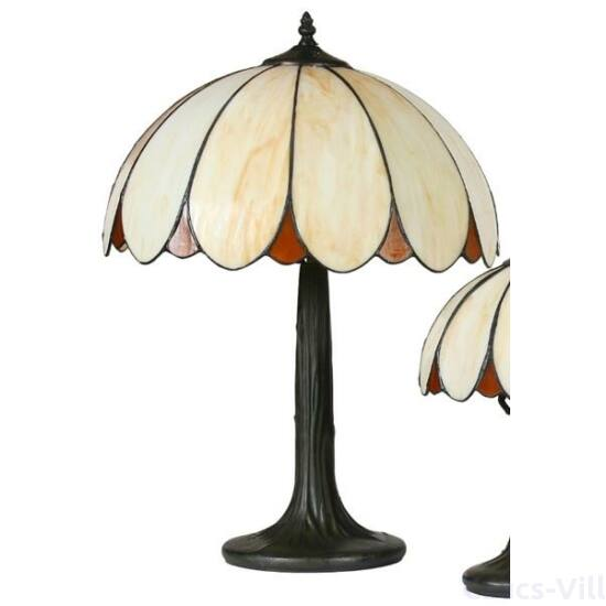 Tesso Tiffany asztali lámpa E27 Candellux 41-03532