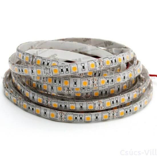 Eko-Light - öntapadó LED szaalg 36W, IP65 - 3000K meleg fehér