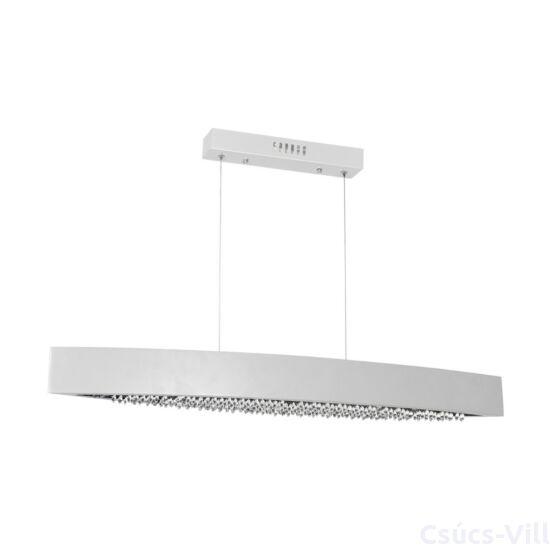 Milagro - BOCCA - függeszték - fehér 24W LED