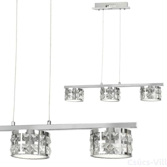 Milagro - ALEX - függeszték 3-as 3X5W LED
