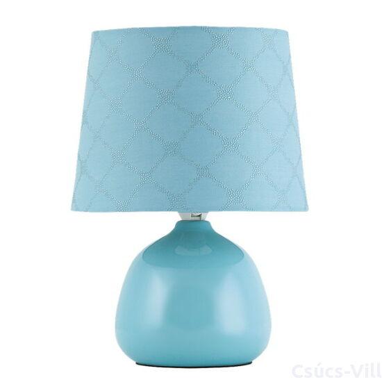 Ellie asztali lámpa E14 max 40W kék - Rábalux