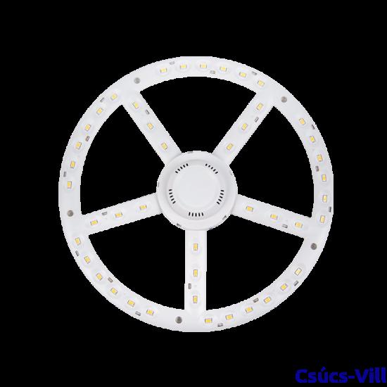 Led Izzó csillár mould D220mm 18W 4000K 12V - Elmark