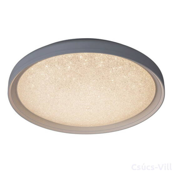 Esme, csillogó mennyezeti lámpa LED-el, színhőváltós, dimmelhető távirányítóval - Rábalux