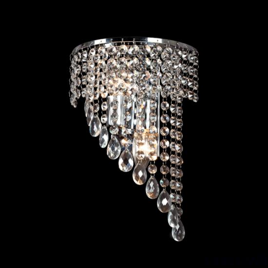 Inna Fali Lámpa Króm - Elmark