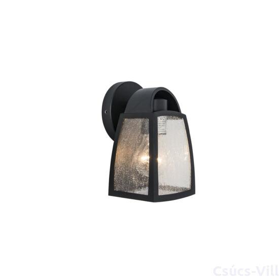 Kelsey kültéri fali lámpa small 1 light E27 black