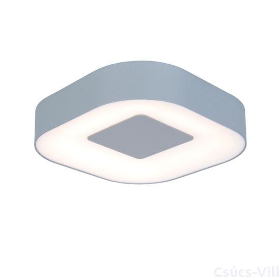 Ublo Square large kültéri LED fali lámpa/mennyezeti 1 light silver