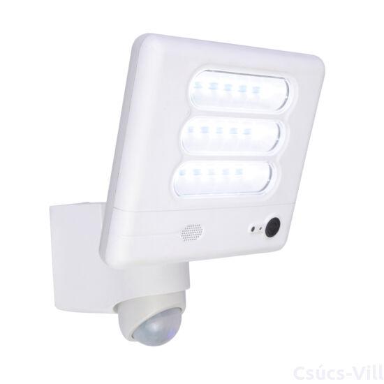 Esa kültéri LED fali lámpa Pir - Kamerával felszerelt -  1 light fehér