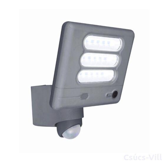 Esa kültéri LED fali lámpa Pir - Kamerával felszerelt -  1 light dark grey