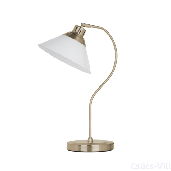Molly Asztali Lámpa Antik Bronz - Elmark