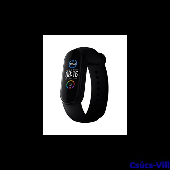 Xiaomi  MI Smart Band 5 aktivitástmérő karpánt fekete
