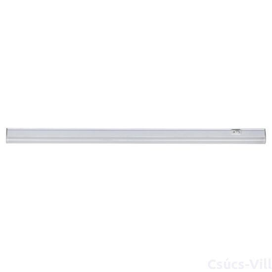Greg, pultmegvilágító, fehér, beépített LED 9W 800lm 4000K, sorolható, kapcsolóval, H570mm