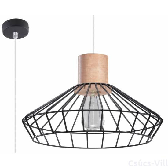 Sollux - Függeszték lámpa - LORA