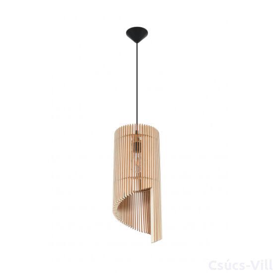 Sollux - Függeszték lámpa - ALEXIA fa