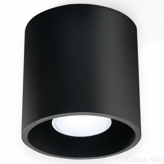 Sollux - Mennyezeti lámpa -  ORBIS 1 fekete