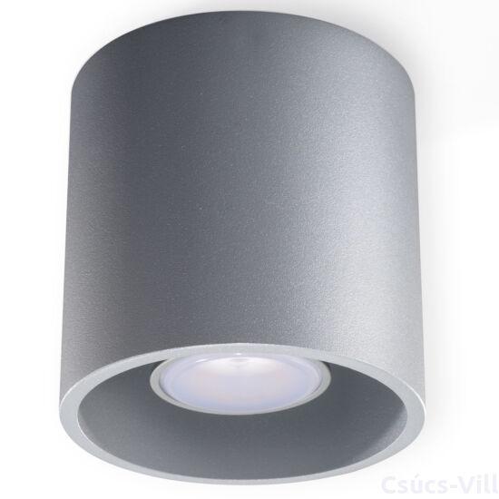 Sollux - Mennyezeti lámpa -  ORBIS 1 szürke