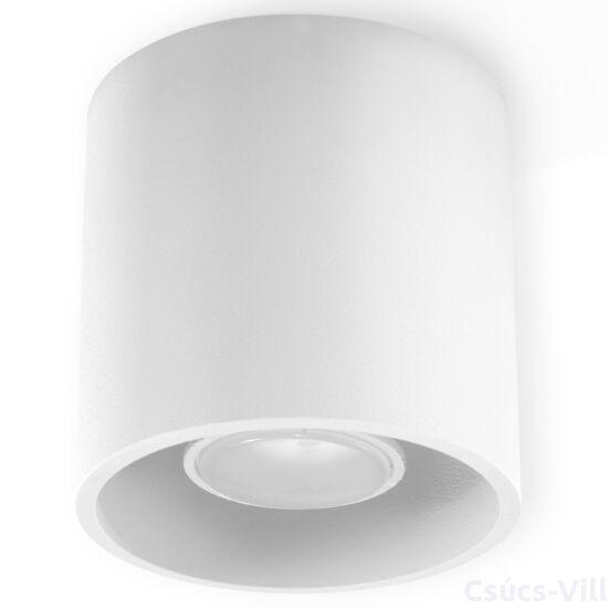 Sollux - Mennyezeti lámpa -  ORBIS 1 fehér