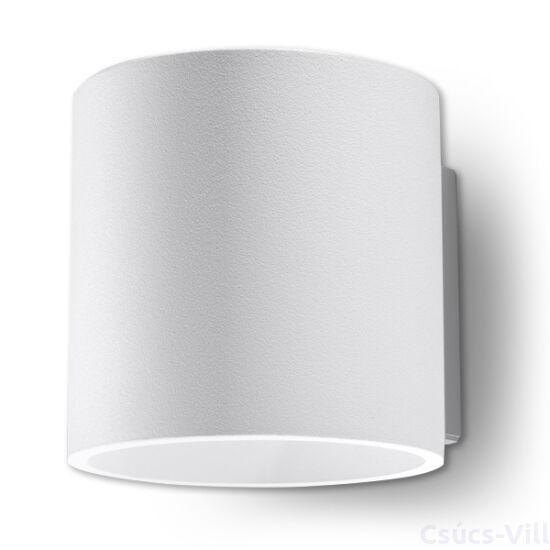 Fali lámpa -  ORBIS 1 fehér