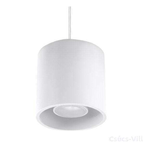 Sollux - Függeszték lámpa - ORBIS 1 Fehér