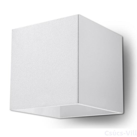 Fali lámpa -  QUAD 1 fehér