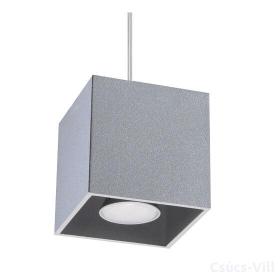 Sollux - Függeszték lámpa - QUAD 1 Szürke