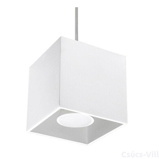Sollux - Függeszték lámpa - QUAD 1 Fehér