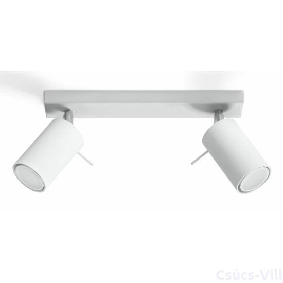 Sollux - Mennyezeti lámpa -  RING 2 fehér